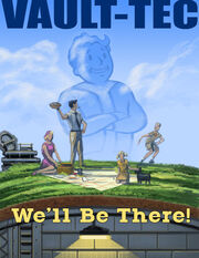 Fo3 VaultTec Well Be There Poster.jpg