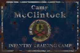 F76 Camp McClintock Sign.png