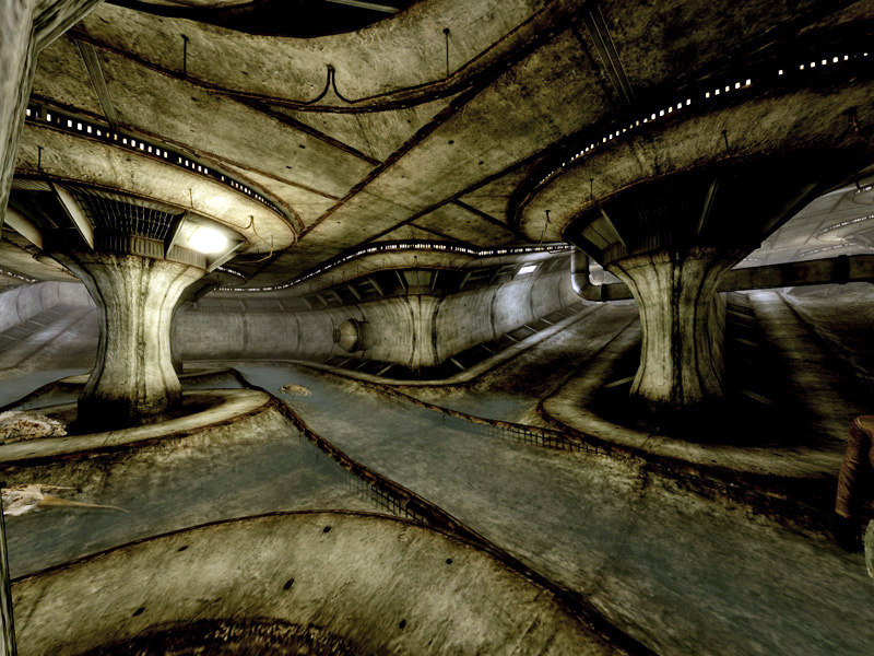 Central Sewers The Vault Fallout Wiki Fallout 4