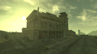 FNV Searchlight Fire Station.png