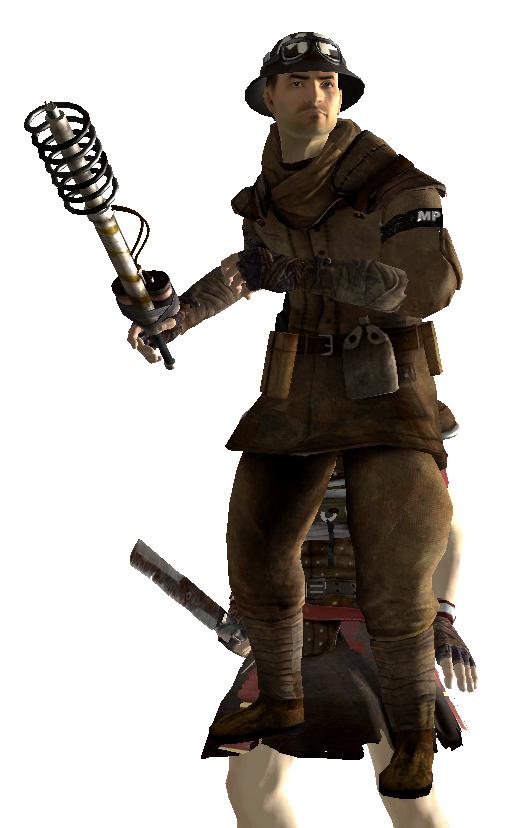 Fallout  Female Build