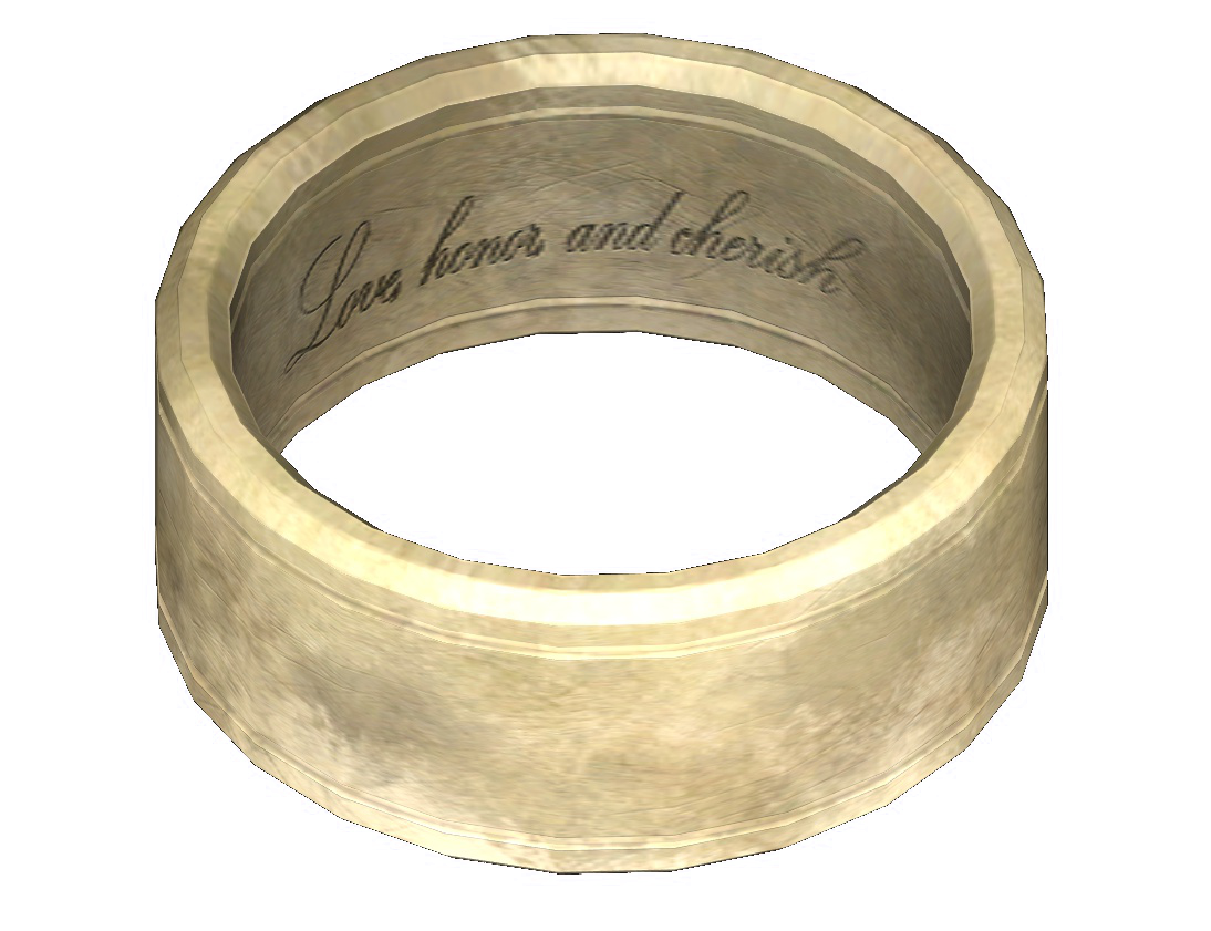 Wedding ring - The Vault Fallout Wiki - Everything you need to