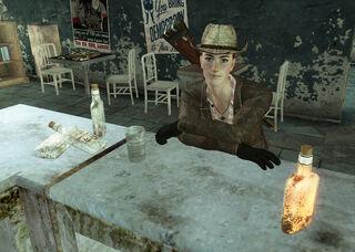 Cass at the bar.jpg