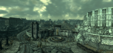 Fo3 Arlington Cemetery 1.png
