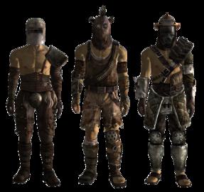 FNV raider armor set.png