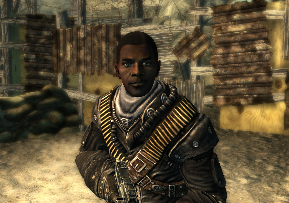 Escaped slave (character) - The Vault Fallout Wiki