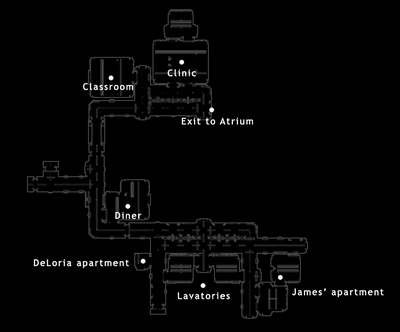 Fo3 Vault 101 Lower Level Map.png