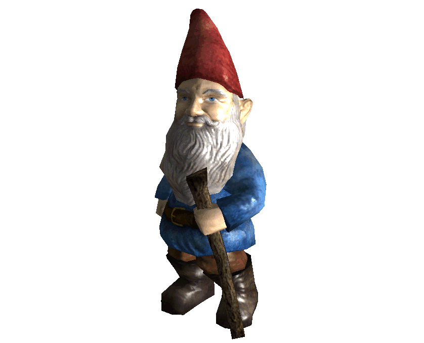 Garden gnome - The Vault Fallout wiki - Fallout 4, Fallout: New Vegas, and more!