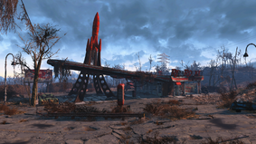 Fo4 Red Rocket Truck Stop 1.png