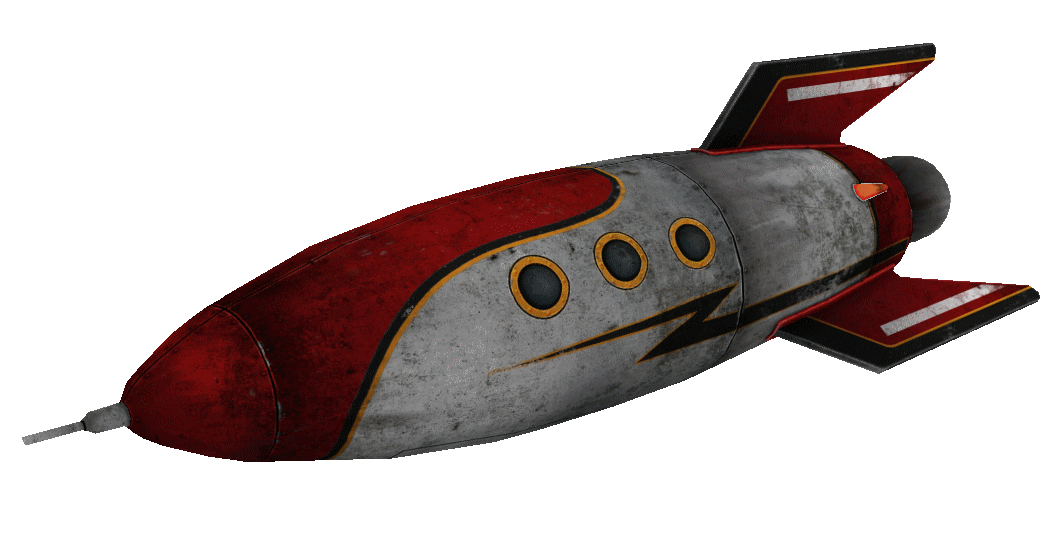 A3 Rocket The Vault Fallout Wiki Fallout 4 Fallout New Vegas And More