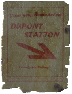 Cut Dupont Station poster.png