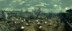 Fo3 Arlington Cemetery 2.png