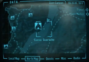 Gueva guarache map marker.png