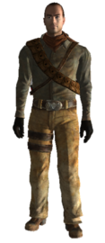 Ranger red scarf outfit.png