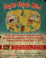 Super-Duper Mart hiring poster.png