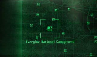 Everglow National Campground loc.png