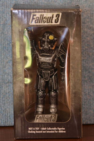 Fallout 3 Promotional Items The Vault Fallout Wiki