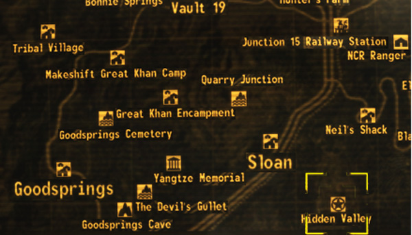 Hidden Valley The Vault Fallout Wiki Fallout 4 Fallout New Vegas And More