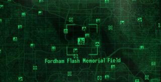 Fordham Flash Memorial Field loc.jpg