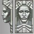 Fo3 Head Monuments Concept Art 3.jpg