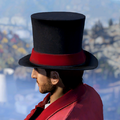 Atx apparel headwear theinspector tophat c2.png