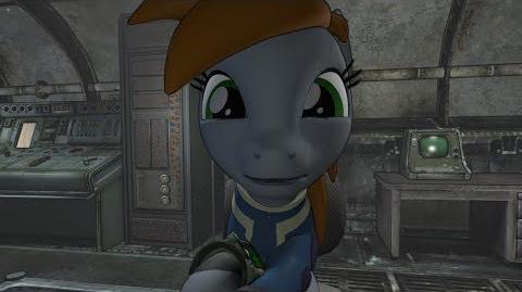 SFM Ponies Fallout Equestria - The Radio Play (Season 1, Episode 1 Part 1)