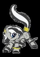 Зебра 3