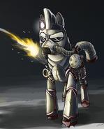 Steelhooves Applejack's Ranger