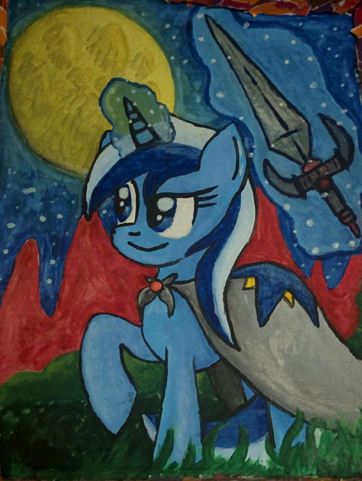 Minuette (The Rejected Ones)