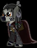Зебра-жеребец