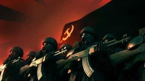 Red Alert 3 Soviet March - Instrumental