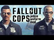 Fallout Cops- Police Uniform Mod- NOW AVAILABLE!-2