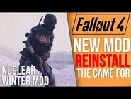 The Mod Will Probably Get You to Reinstall Fallout 4 (Nuclear Winter Overhaul)-2