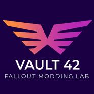 Vault 42 Logo 1100