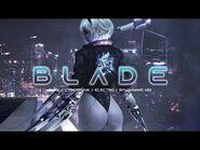 BLADE - Evil Electro - Dark Synthwave - Cyberpunk - Industrial - Dark Electro Music Mix-2