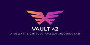Vault 42 Logo