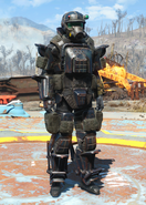 Assault marine Armor