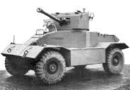 AEC Armoured Car Mk III