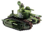 Monitor Tank