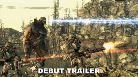 Fallout 3 Broken Steel - Debut Trailer (HD)