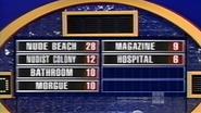 Feud'94 Full Survey Board