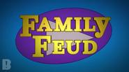 Family Feud Buzzr Purple Background