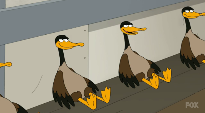 Jerry the Goose