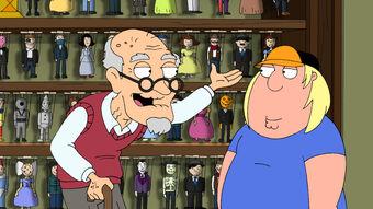 Franz Gutentag Family Guy Wiki Fandom