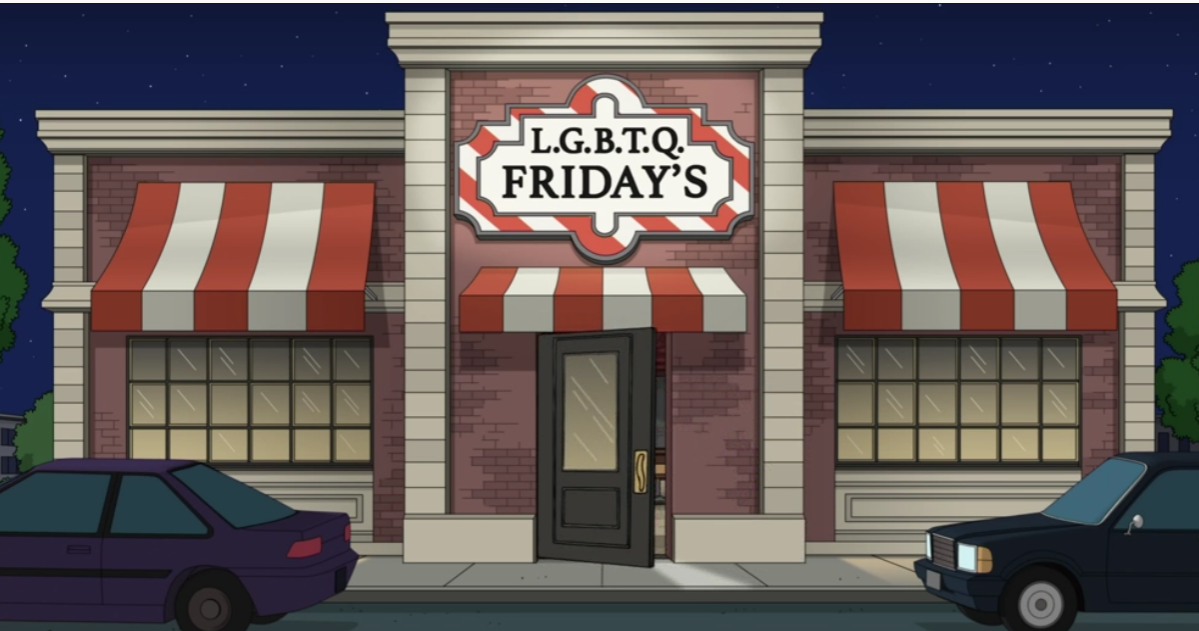L.G.B.T.Q. Friday's