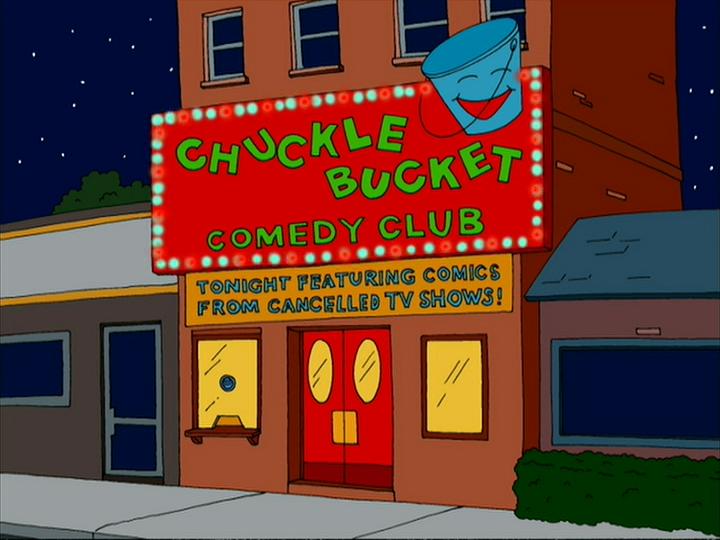 Chuckle Bucket Comedy Club