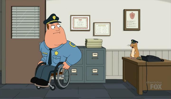 Lt. Nibbles