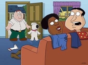 The Cleveland Loretta Quagmire Family Guy Wiki Fandom