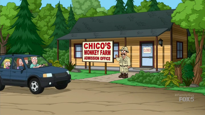 Chico's Monkey Farm