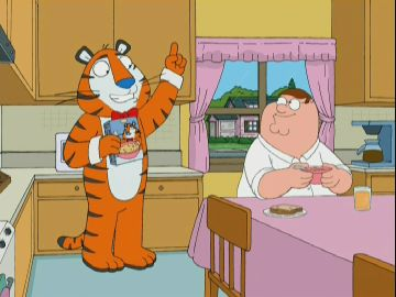 Terry the Tiger